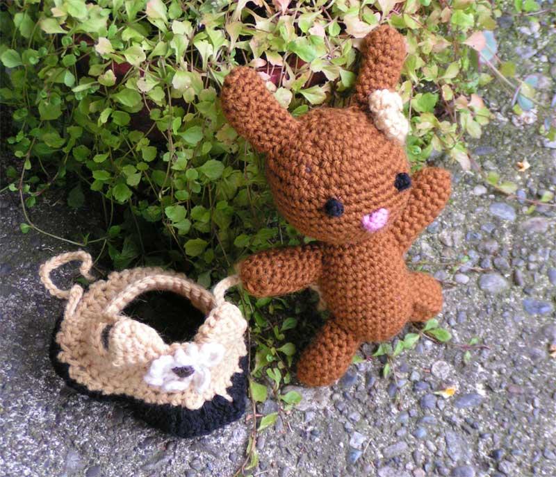 Amigurumi Highland Cow : Leilanis Knitting Blog